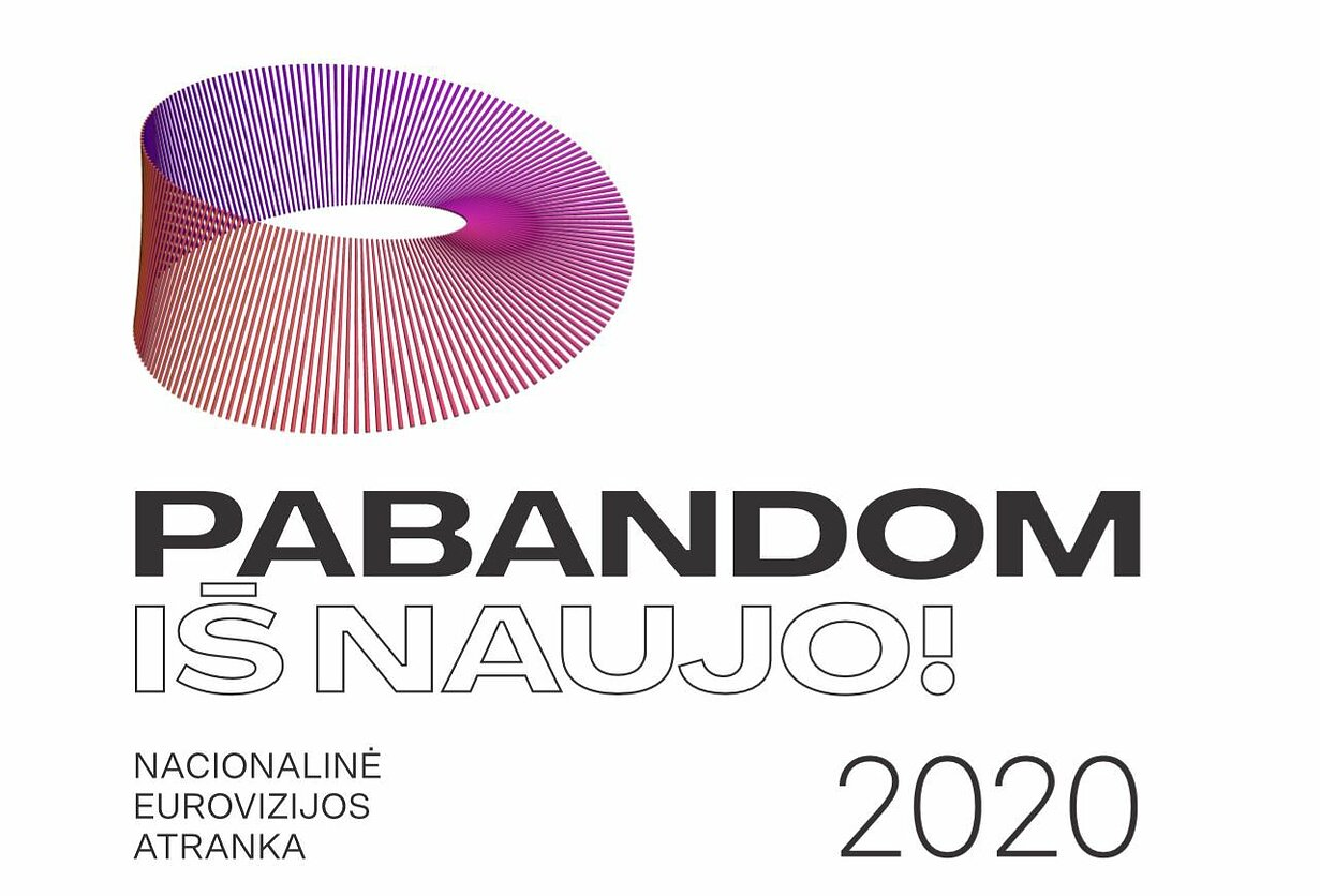 "Tonight:The Lithuanian selection begins with the first qualifying round of ""Pabandom iš naujo"""