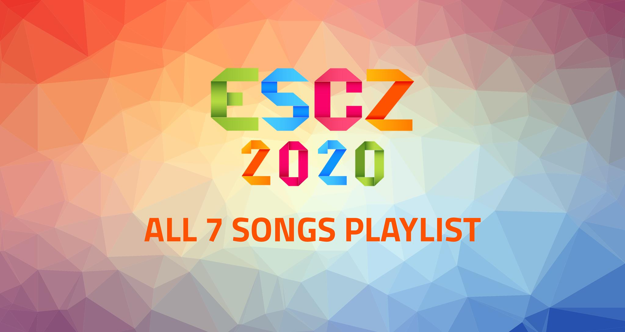 "Czech Republic: Listen to the ""Eurovision Song CZ 2020"" competing entries"