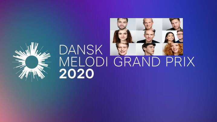 Denmark: Here are the  Dansk Melodi Grand Prix 2020 district semi final contestants