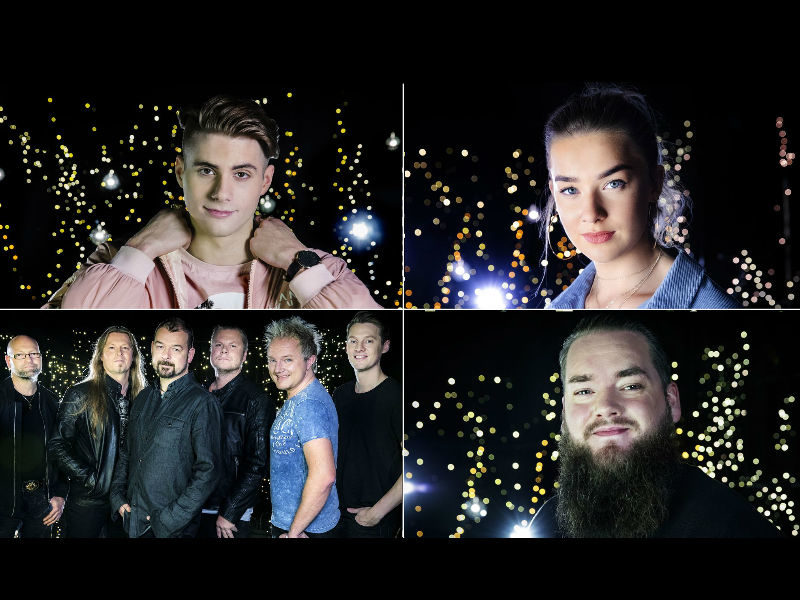 Norway: Tonight the third semi final of Melodi Grand Prix 2020