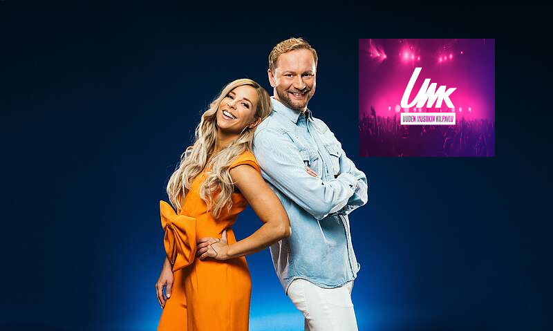 Finland: Krista Siegfrids and Mikko Silvennoinen the UMK 2020 hosts