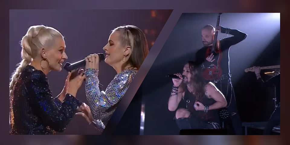 Iceland: Songvakeppnin 2020 first semi final results