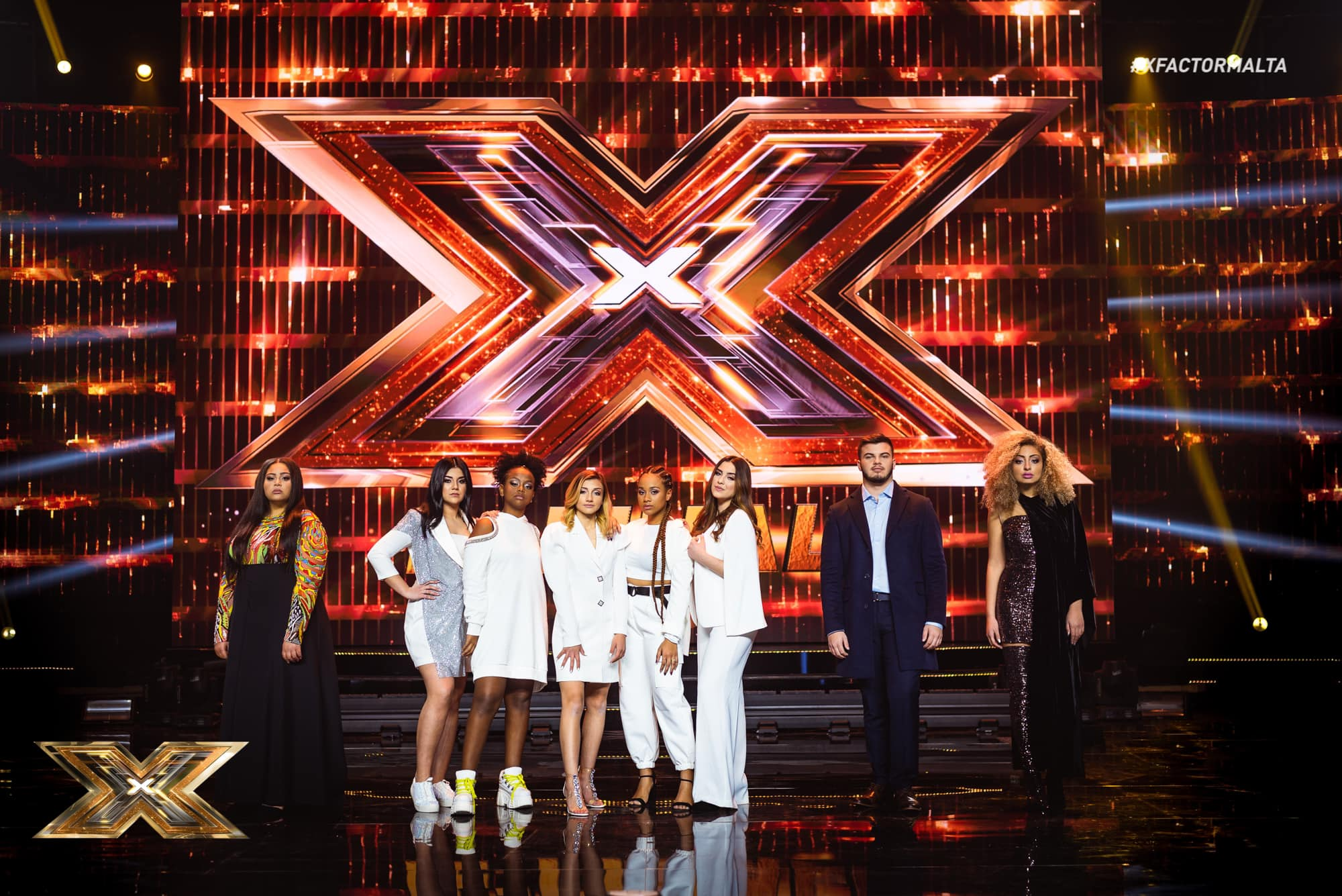 Malta: Tonight the final show of X-factor Malta 2020