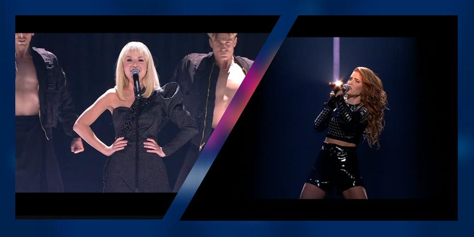 Sweden: Melodifestivalen 2020 Second Semi final results