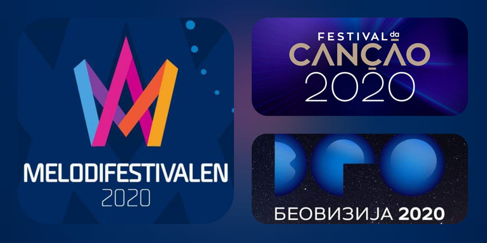Eurovision 2020: Tonight 3 semi final national shows take place