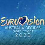 "Australia: Rehearsal footage of the ""Eurovision: Australia Decides 2020″ acts"