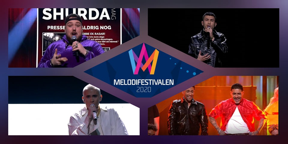 Sweden: The four Melodifestivalen 2020  Second Chance qualifiers; Grand final line up completed!