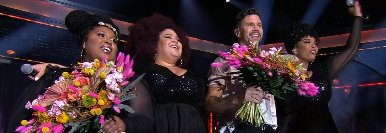 Sweden: Melodifestivalen 2020 First Semi final results