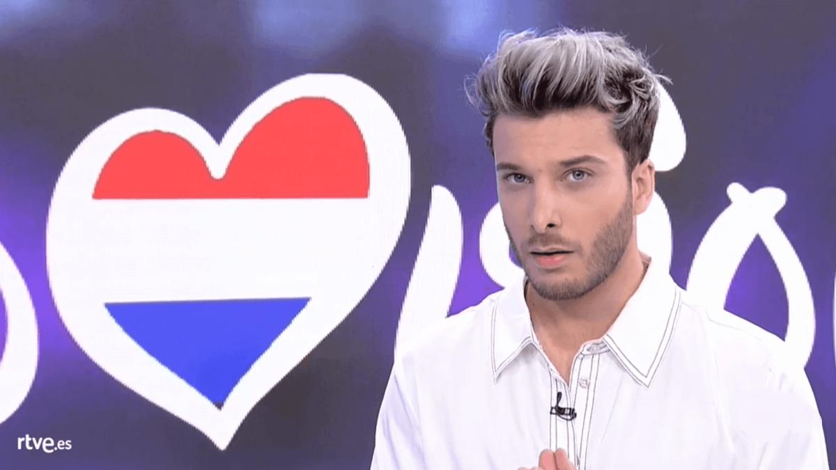 Spain: Blas Cantó wins RTVE's Eurovision 2020 Online voting