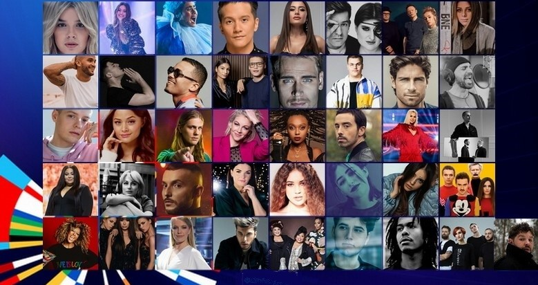 Eurovision 2020: Wrapping-up this year's 41 ESC participants