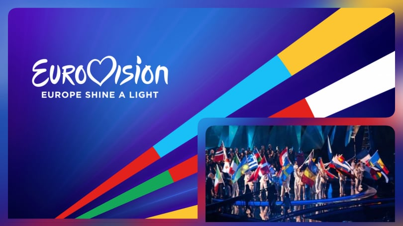 "EBU: A total of 45 countries to broadcast ""Eurovision: Europe Shine A Light"""