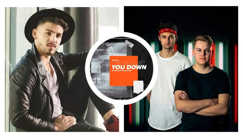 "Cyprus: Sandro and ALPHACAST drop the new track ""Never Let You Down"""