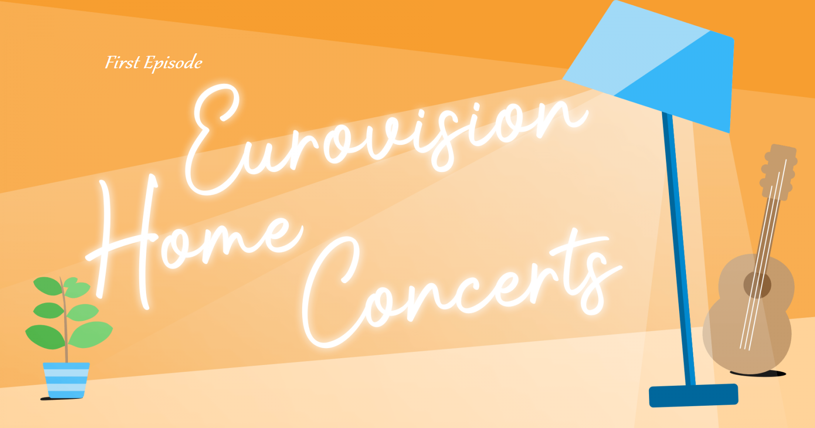"Eurovision.tv : The 1st episode of ""Eurovision Home Concerts"""