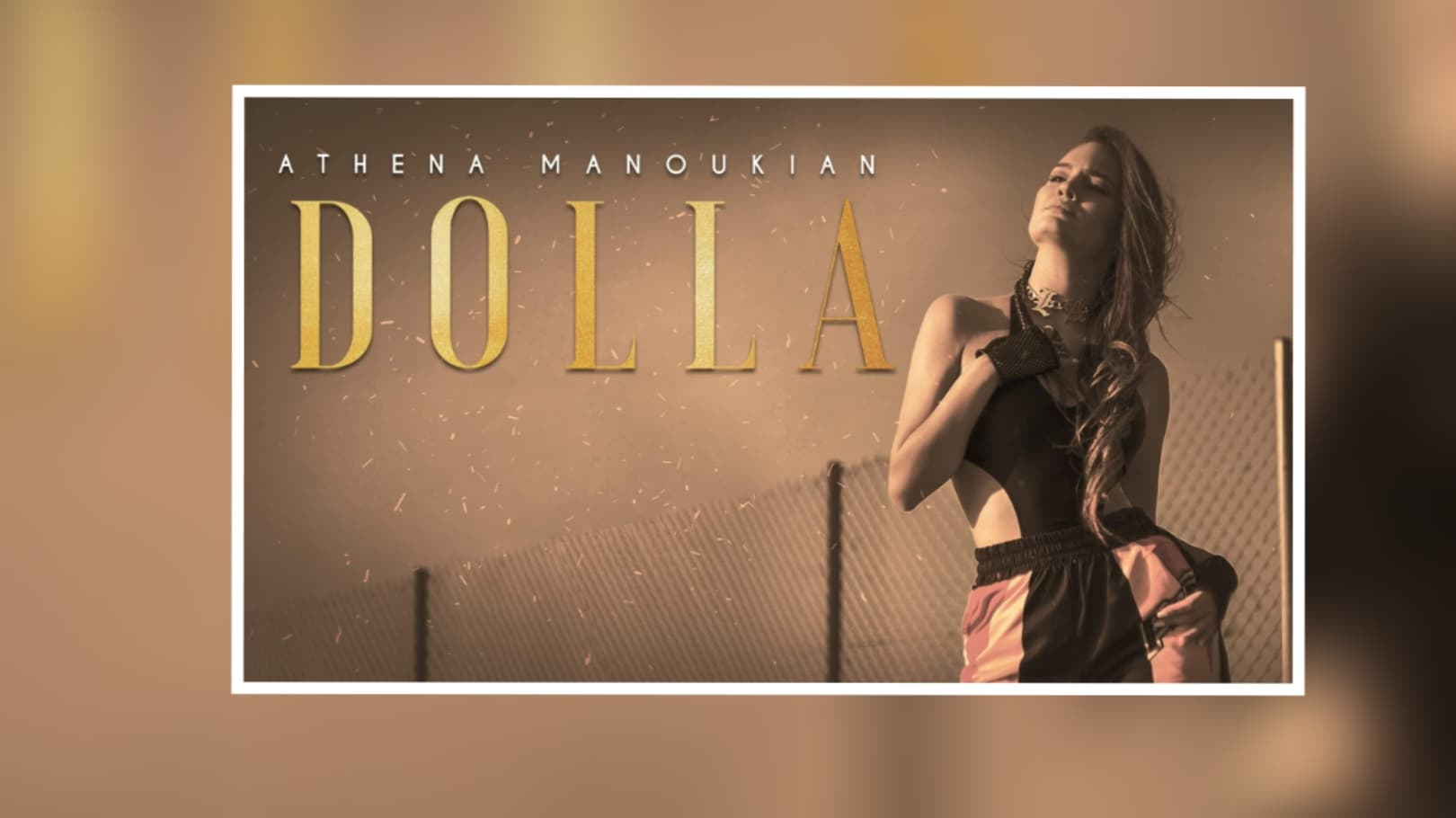 "Armenia: Athena Manoukian releases her brand new song ""Dolla"""