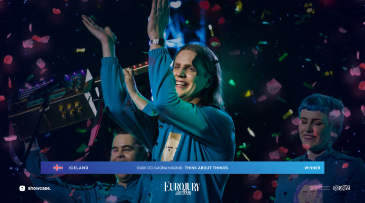 Eurojury 2020: Iceland the big winner of this year's edition