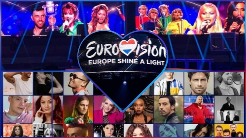 "Tonight: Watch this year's special ESC show ""Eurovision: Europe Shine A Light"""