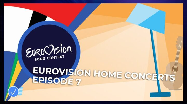 "Eurovision.tv: Watch the last episode of ""Eurovision Home Concerts"""