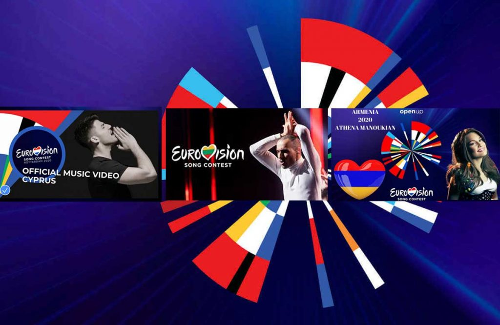 Greece: ERT reveals how the Greek fans voted in its online ESC 2020 voting
