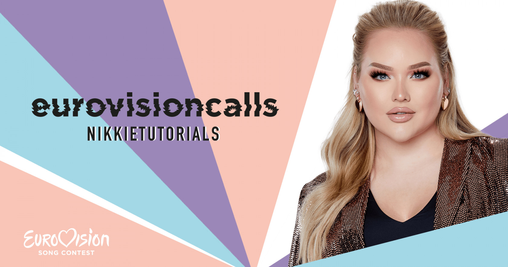 'Eurovisioncalls' with NikkieTutorials to unwind from May 4 on Youtube