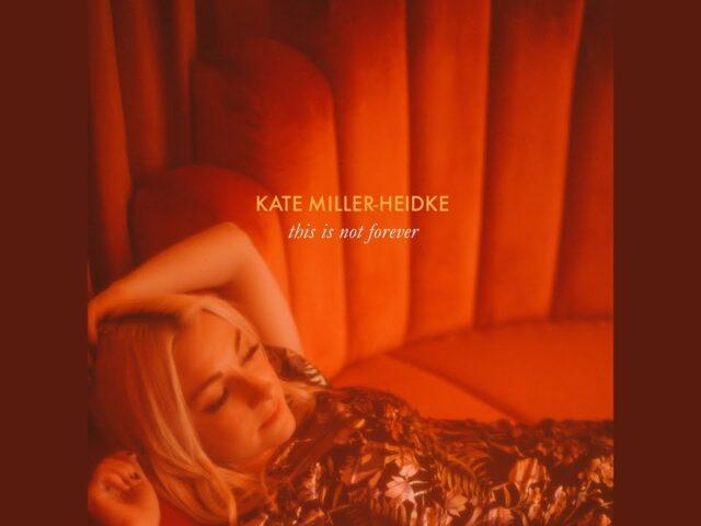 """Australia: Kate Miller-Heidke drops her new single """"This Is Not Forever'"""""""