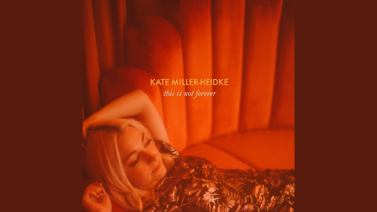 "Australia: Kate Miller-Heidke drops her new single ""This Is Not Forever'"""