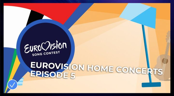 Eurovision.tv: Watch the 5th episode of 'Eurovision Home Concerts'