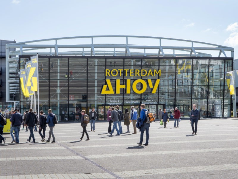 Eurovision 2021: Rotterdam Ahoy is reorganising  its 2021 Spring schedule