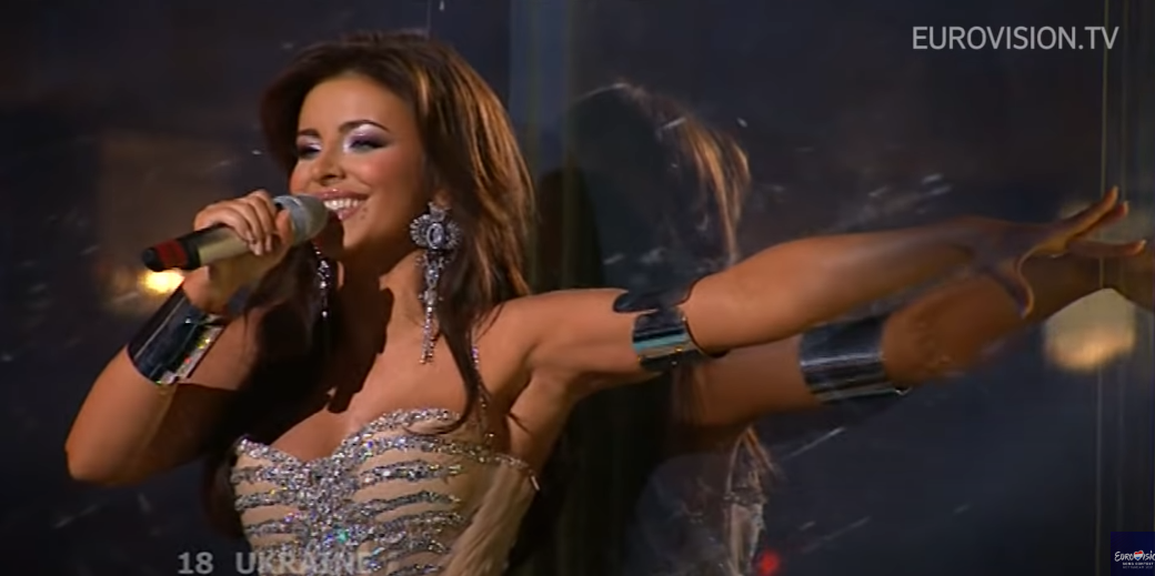 #EurovisionAgain: Ani Lorak wins the voting for the 2008 contest