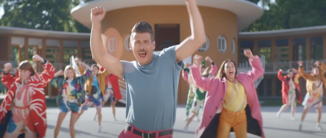 Italy: Listen to Francesco Gabbani's new single 'Il Sudore Ci Appiccica'