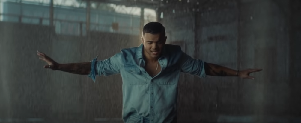 Australia: Guy Sebastian releases new emotional ballad 'Standing with you'