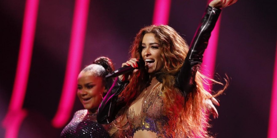 "#EurovisionAgain: Eleni Foureira's ""Fuego"" wins the online voting for the 2018 contest"