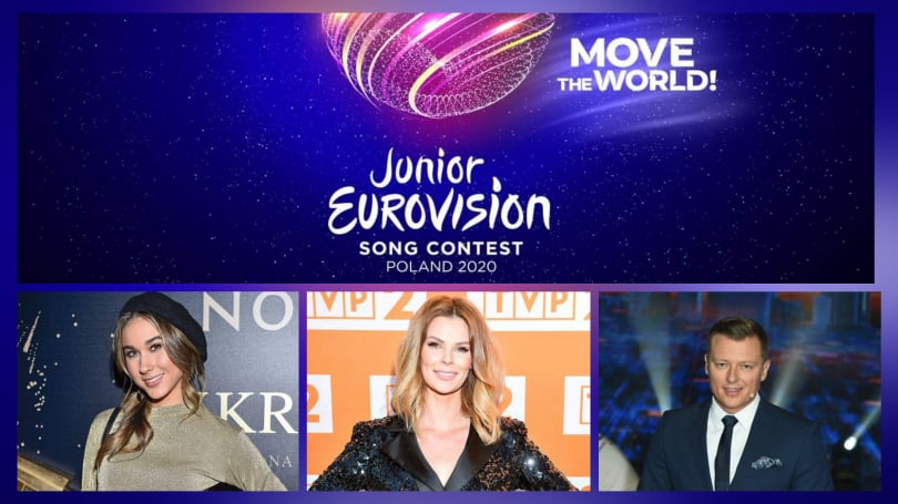 Junior Eurovision 2020: These are the three hosts of this year's contest