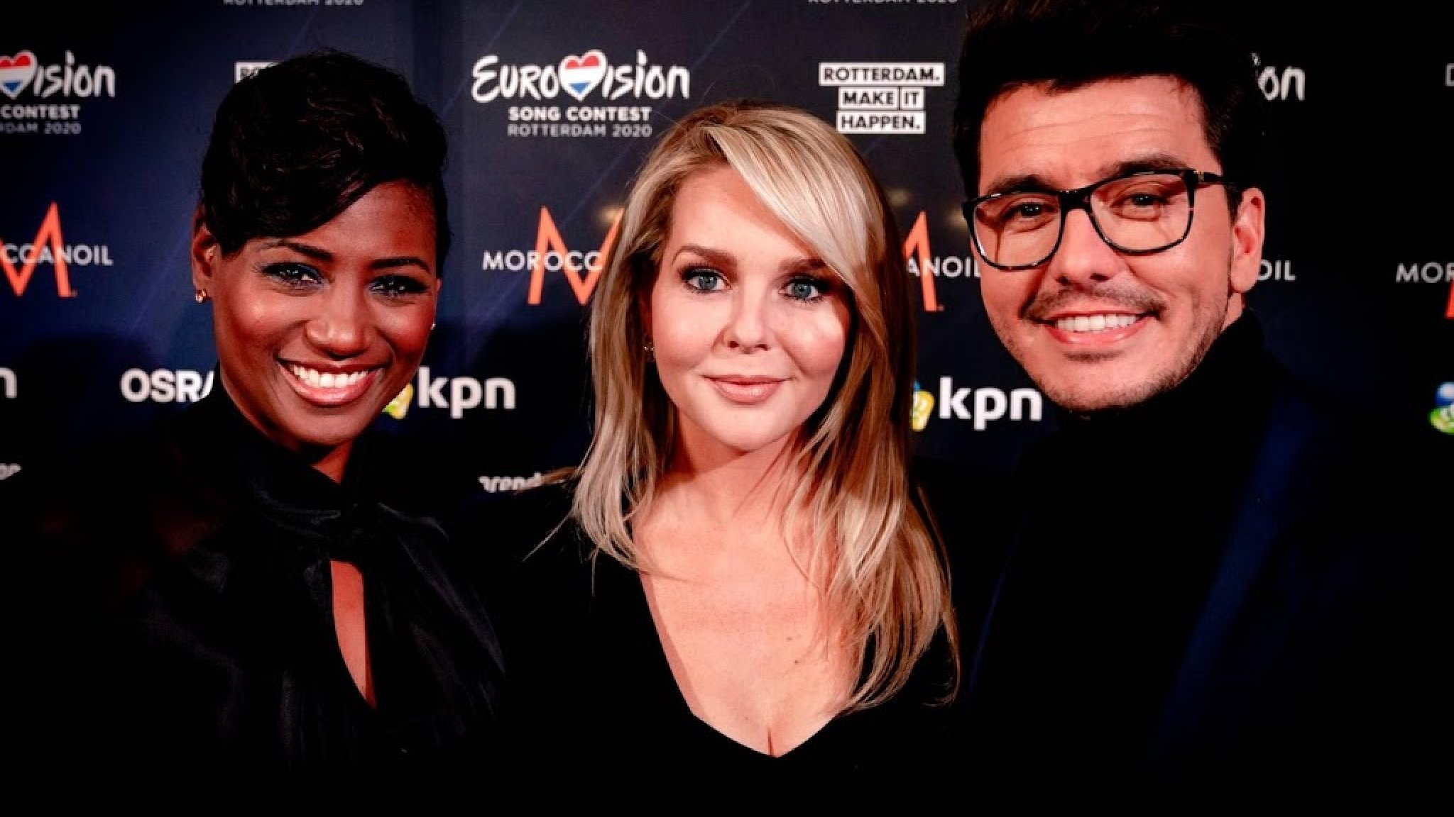Eurovision 2021: Edsilia Rombley, Jan Smit and Chantal Janzen come back to host the competition