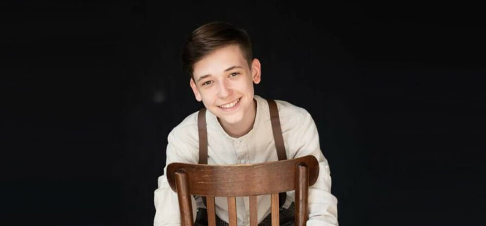 Ukraine: It's Oleksandr Balabanov with his song 'Vidkryvay' to Junior Eurovision 2020