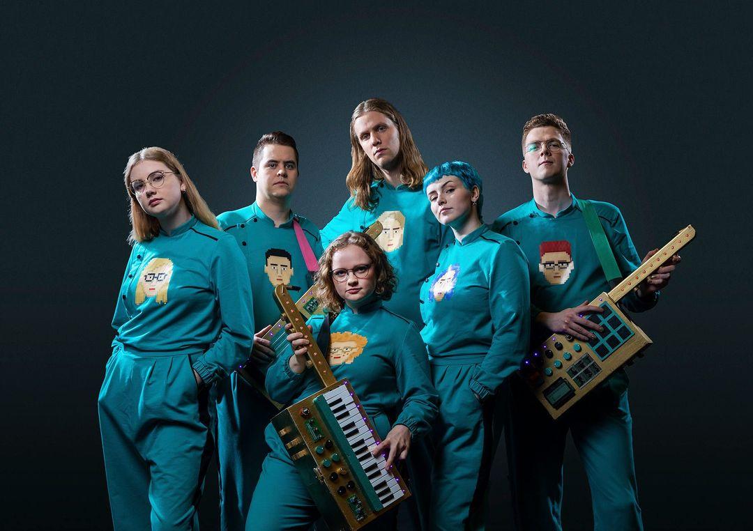Iceland: Daði & Gagnamagnið the country's hopefuls at Eurovision 2021