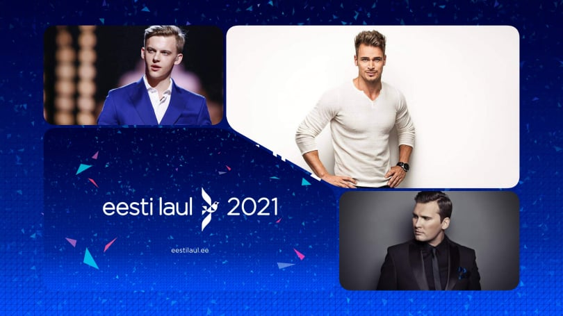 Estonia: First set of Eesti Laul 2021 semi final contestants revealed