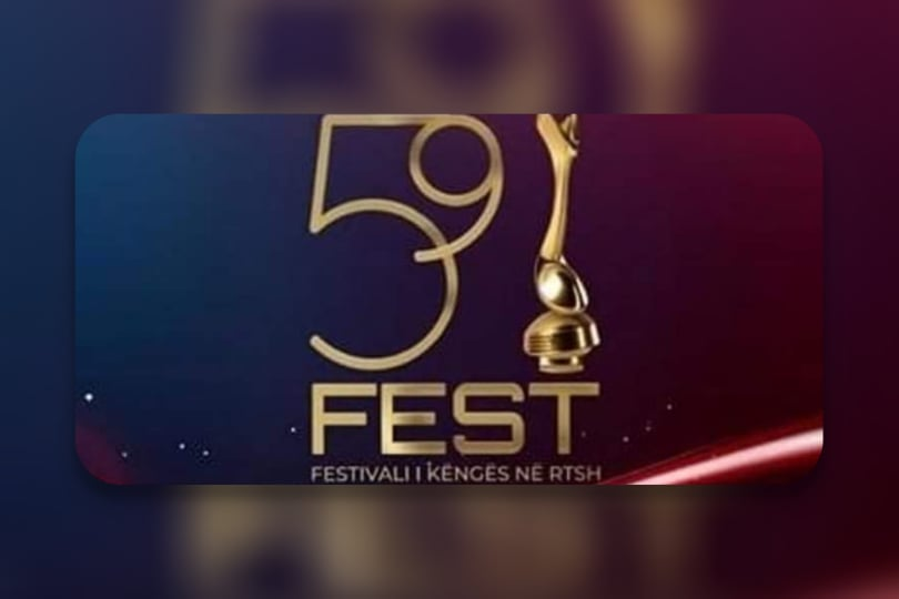 Albania: The 'Festivali i Kenges 59' competing entries are out!