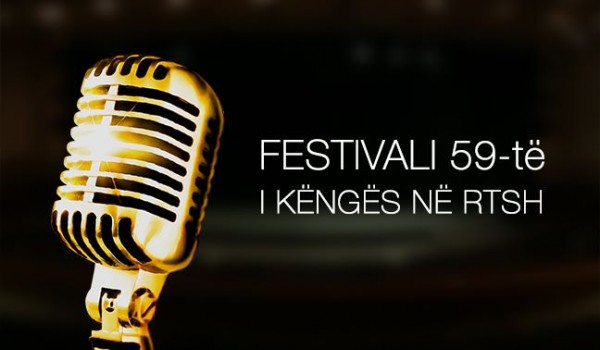 Albania: RTSH reveals the contestants of the 59th Festivali i Këngës