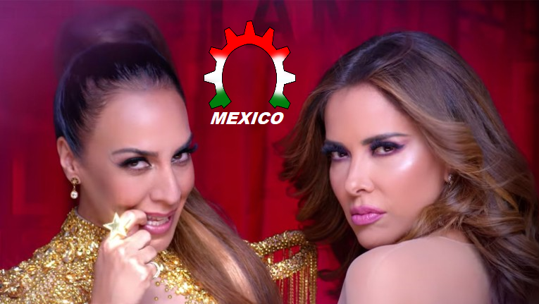 INFEvision Video Contest 2020: Gloria Trevi & Monica Naranjo to represent Mexico with the song 'Grande'