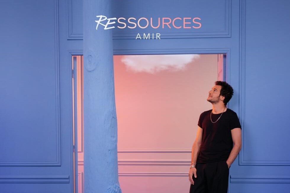France: Amir releases his third album 'Ressources'