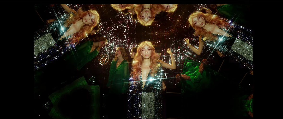 Cyprus: Eleni Foureira brings the disco ball along with her new song 'Light it Up'