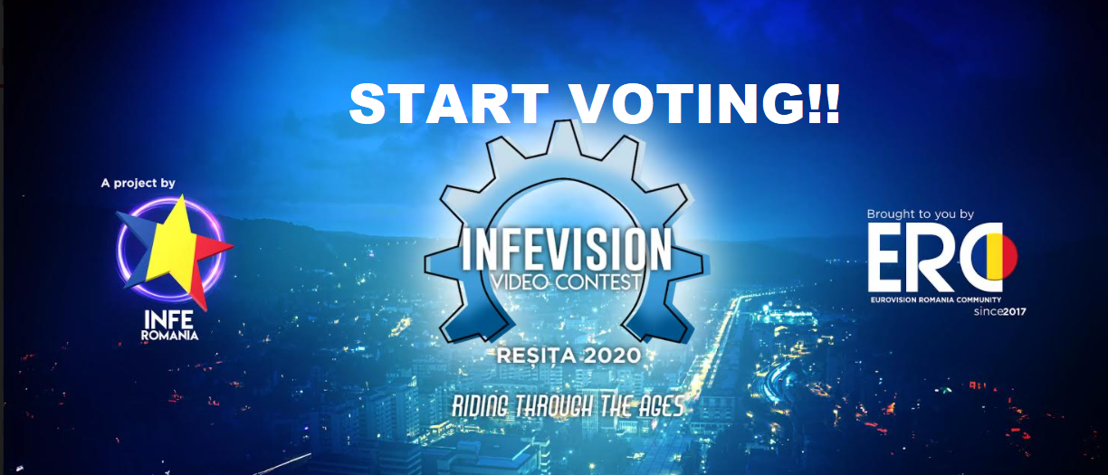 INFEVision Video Contest 2020 Online Voting has opened; Start Voting!