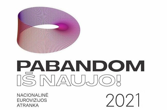 Lithuania: Tonight the Grand final of Pabandom iš naujo 2021