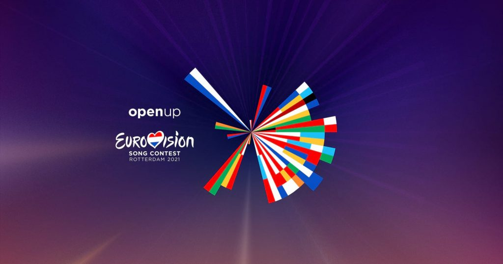 Eurovision 2021: The ESC 2021 Core Team reveals the new logo for Rotterdam