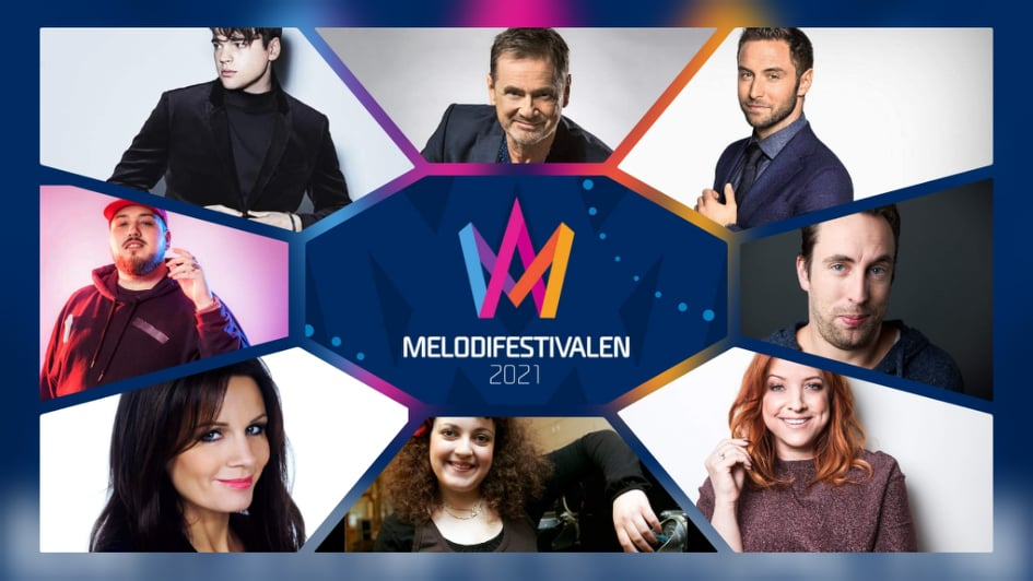 Sweden: SVT reveals the hosts of Melodifestivalen 2021