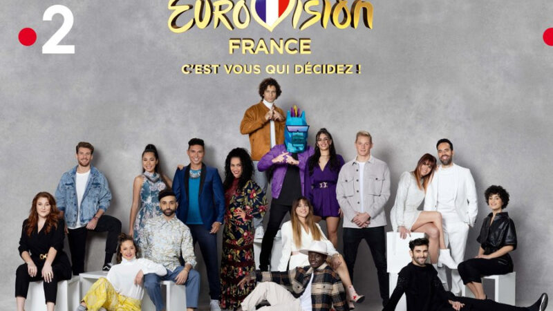France: France Televisions reveals details about the national selection 'Eurovision France, c'est vous qui décidez'