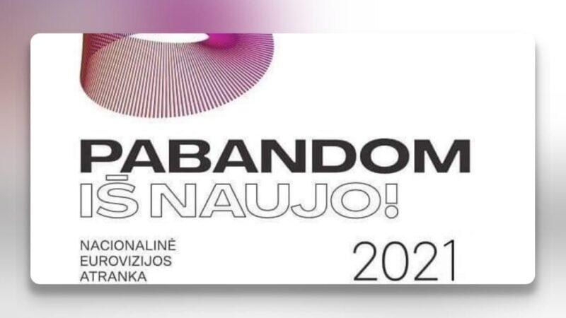 Lithuania: Tonight the 'Pabandom iš naujo 2021' semi final show
