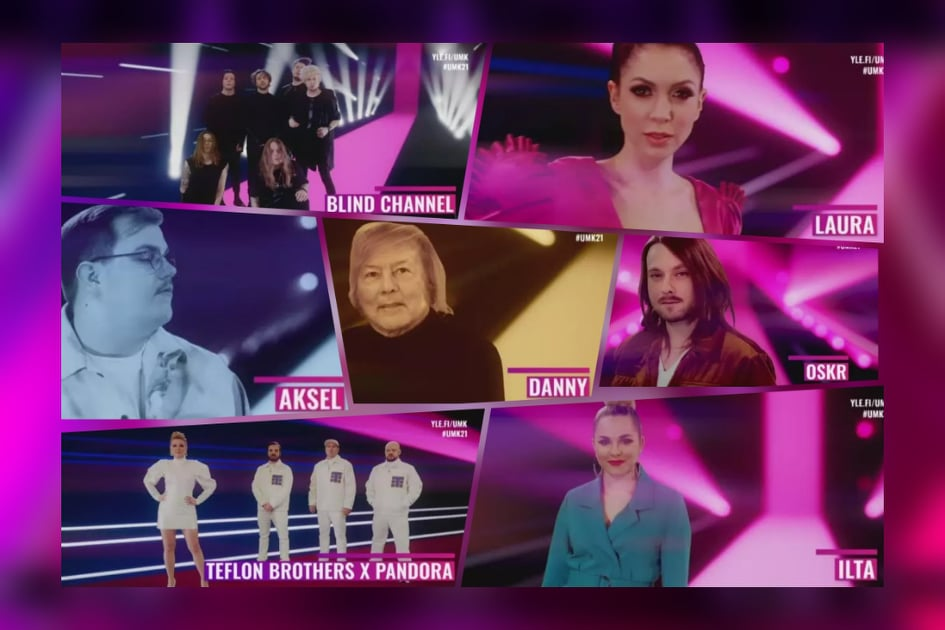 Finland: YLE reveals the UMK 2021 national final line up