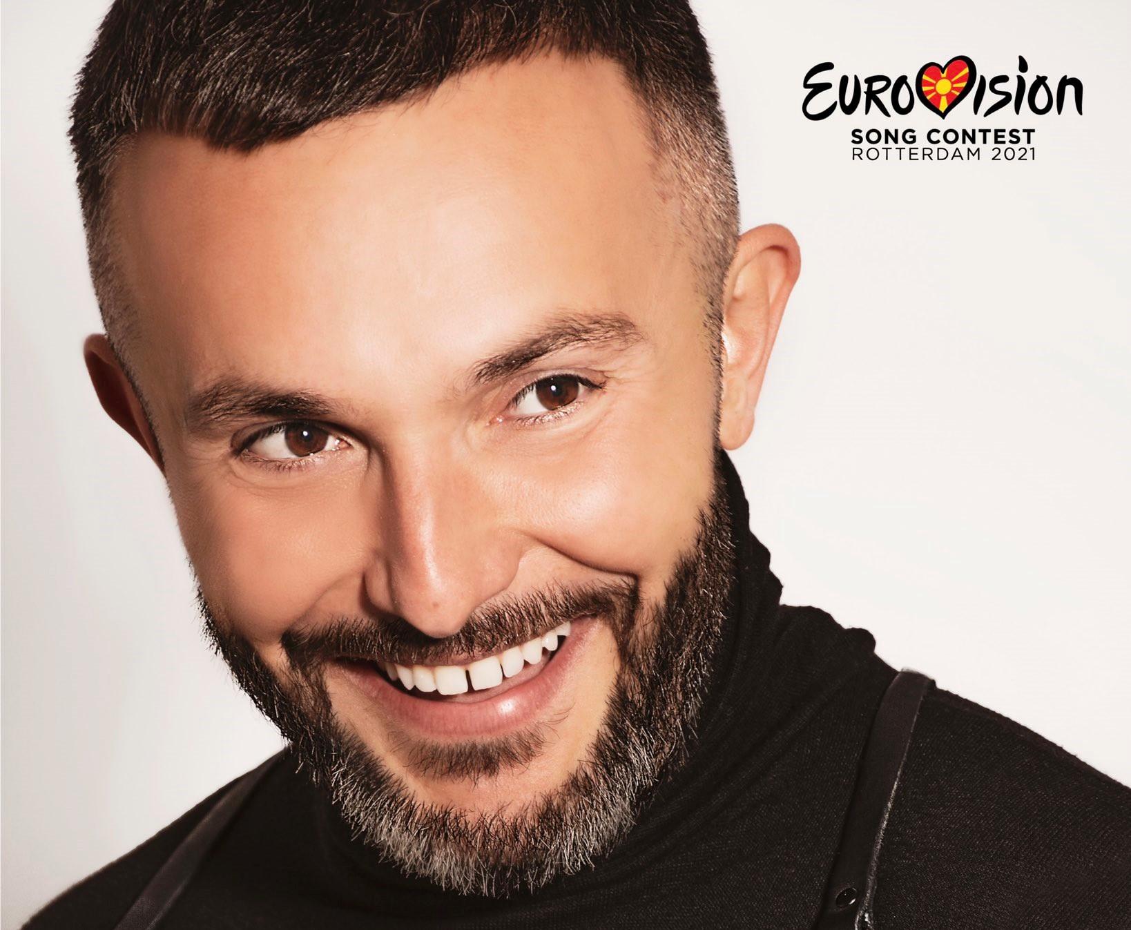 North Macedonia: Vasil Garvanliev to Eurovision 2021