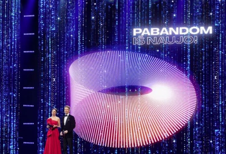 Lithuania: Tonight the second qualifying round of Pabandom iš naujo 2021